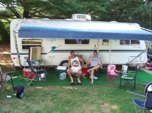 RV Campsite photo